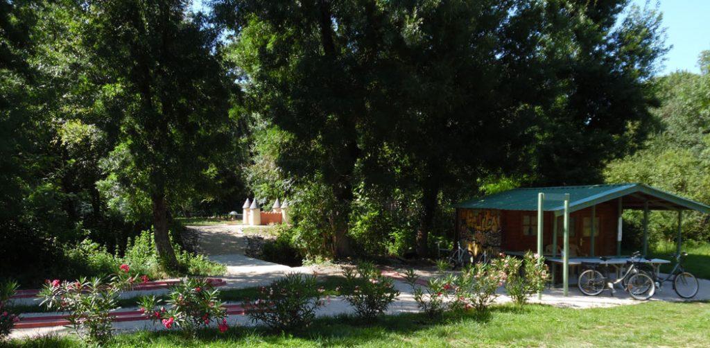Accueil complexe loisirs Fontaine de Vaucluse